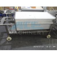 Quality Hygienic Inox Beverage Plate Frame Filter Filter Press for Wine for sale
