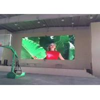 Quality Front Maintenance Fixed Full Color Led Display Screen for Indoor gym / Stadium for sale