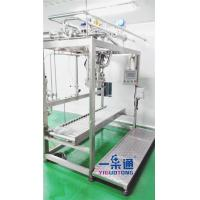 Quality Apple Sauce Aseptic Bag Filler Machine For Apple Juice , Large Capacity for sale