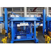 Quality Automatic T Type H Beam Line Submerged Arc Welding Machine 10kw Overall Power for sale