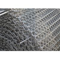 Quality 314 High Temperature Resistance Stainless Steel Wire Mesh Conveyor Belt for sale
