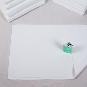 Quality 100% Cotton Plain Anti Slip Bathroom Floor Mat for sale
