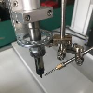 Buy cheap Customized Desktop 3 Axis Dispensing Robot Y Axis Soldering Machine Multifunctio from wholesalers