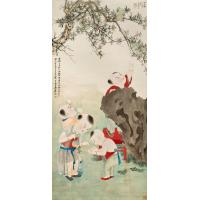 Quality China characters painting art painting wall art decor for sale