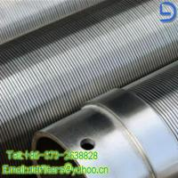 """Quality """"V""""shaped profile wire Johnson Screen Pipes for sale"""