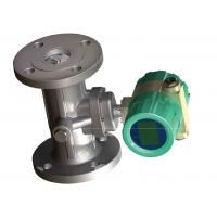 Quality DN20 - 200mm High Pressure Air Flow Meter , Stainless Housing Vortex Flow Meter for sale