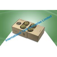 China Corrugated Carton Boxes , Recyclable Paper Box for vagetable fruit on sale