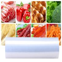 China Adhesive Best Fresh Food Wrap PE Cling Film with Slide Cutter on sale