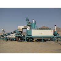 Buy 30 Cubic Meter Asphalt Tank Mobile Asphalt Batching Plant With 300000 KCAL Boiler at wholesale prices