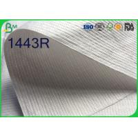 Quality Waterproof Tyvek Printing Paper , Eco Friendly 1443R - 1056D White Tyvek Roll for sale