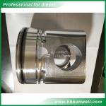 Quality Diesel Engine Piston 3957790 / Komatsu S6D102 HART Piston Kit 3957795 ART 6735-31-2111 for sale