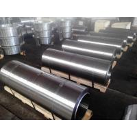 Buy Forged Metal Parts , precise large forging steel pinion gear for rotary kiln , at wholesale prices