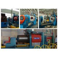 Quality Slew Ring Bearing Wedge Wire Screen Machine 16-40 KVA Copper Wheel Welding for sale