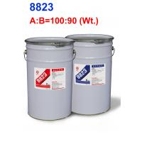 Quality 8823 solvent free adhesive, flexible packaging adhesive, lamiantion adhesive, two- component polyurethane adhesive for sale