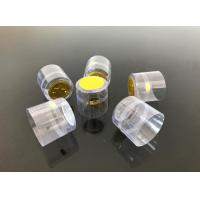 Quality Moistureproof Clear PVC Wine Shrink Capsules Non Toxic Gloss / Matte Lamination for sale