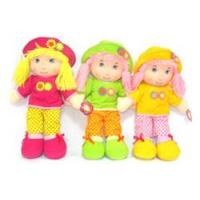 Quality Clothing Stuffed Dolls for sale
