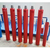 Quality 6 Inch Ql60 Down Hole Hammer Faster Drilling Speed With Low Air / Oil Consumption for sale