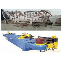 Buy Single Head Automatic Pipe Bending Machine , hydraulic steel bender machine at wholesale prices