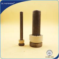 Quality ISO 13918 Weld Studs For Stud Welder SWRCH15A Material Plain Finish for sale
