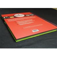Quality Casebond Hardcover Book Printing Services PMS Color For Entertainment , printing art books for sale