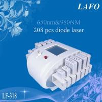 Quality 650& 980Nm Dual Wavelength New Laser Slimming Machine for sale