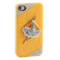Quality Diamond Case for iPhone 4G, Protection Hard Case for iPhone 4  (BSPC-00023) for sale