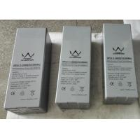 Buy Tubular 2v 1500ah OPzV Battery Rechargeable Gel Battery For Solar System at wholesale prices