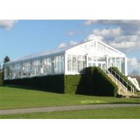 Quality European Style Transparent Water Proof Event Canopy Tent  Over 300 People for sale