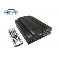 """Quality 2.5 """" Sata Hard Disk GPS Mobile DVR , 4 Channel Car Camera Recorder 2TB HDD for sale"""