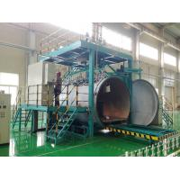 Buy CNC Automatic Epoxy Resin Vacuum  Pressure Casting Plant Machine For 10KV - 35KV Dry Transformer Coils at wholesale prices