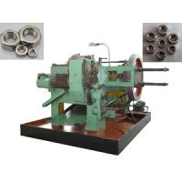 Quality Steel Screw Nut Making Machine 60HZ Frequency With 1 Year Warranty for sale