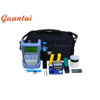 FCC Compliant Fiber Optic Tools Fiber Cleaver And Optical Power Meter 5km