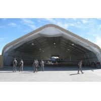Quality Durable Tensioned Heavy Duty Tents Fabric Membrane Structure With 50m Width for sale