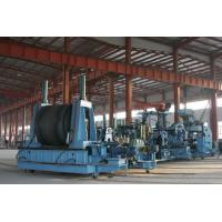 Quality Heavy Duty Welded Pipe Production Line For Large Diameter Pipes 800mm Coil Width for sale