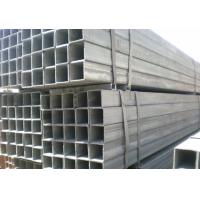 Quality Square, Rectangle Q215, Q235 oiled / black color / galvanized Welded Steel Pipes / Pipe for sale