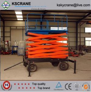 China Hydraulic Aerial Work Platform/Electric Lift Machines on sale