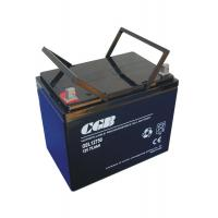 Quality Recycle Maintenance Free Solar System Battery GEL Tech Batteries 25.85 KG for sale