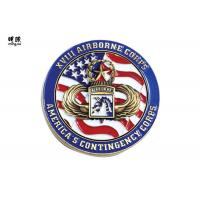 China Soft Enamel Custom Challenge Coins Antique Bronze 3D Embossed  Zinc Alloy on sale