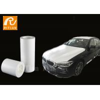 Quality Transport Protection Film For Car, Plastic Film For Car Transport  Anti-UV For 6 Months for sale
