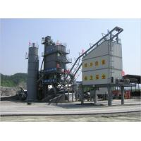 Quality Air Back Flush 0.18% Weighing Accuracy Asphalt Mixer Plant With 160T Finished Bin for sale
