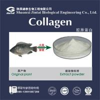 Quality collagen hair treatment fish skin pure collagen powder for sale