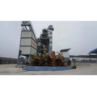 Quality 160KW Draught Fan QLB-3000 Model Asphalt Hot Mix Plant With Bag Dust Filtering for sale
