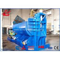 Buy cheap Scrap Baler Logger Hydraulic Baling Press Machine For Light Scrap Metal Compact from wholesalers
