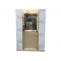 Quality Stainless Steel 304 Air Shower Tunnel For Clean Room Entrance for sale