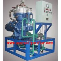 Disc-Centrifugal Oil Separator, Oil Purifier