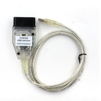 China BMW INPA K+DCAN USB Interface Cable For Old BMW 20pin on sale