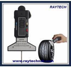 Buy cheap Digital Tire Tread Depth Gauge, Digital Depth Gauge, Ultrasonic Flaw Detector from wholesalers
