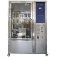 Quality Simulated Environmental Test Chambers , Water Drip Rain Test Chamber For IP Grade Ipx1 Ipx2 for sale