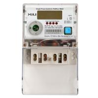 Quality Multifunction Single Phase Energy Meter with Remote Meter Reading Systems for sale