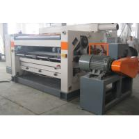 Quality Single Facer Corrugated Cardboard Machine For Corrugated , Fingerless Type for sale